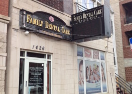 Family Dental Care Office